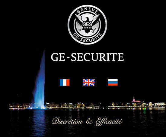 GE-SECURITE SARL - Agence de sécurité Genève - GE 1203