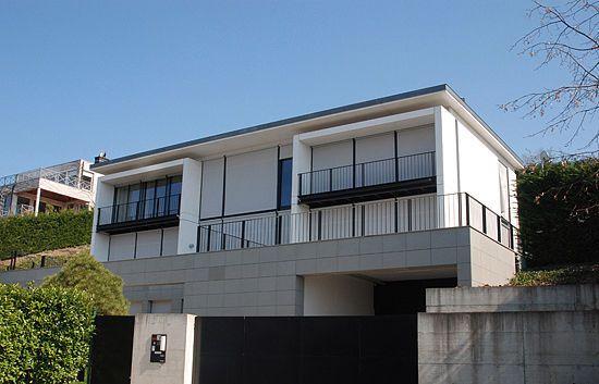 Dominique grenier architectures sa architecte bureau gen ve ge 1201 - Bureau architecte geneve ...