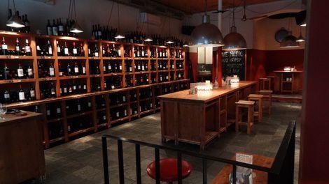Soleil Rouge - Commerce de Vin Genève - GE 1207