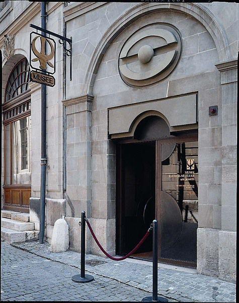 Musée Barbier-Mueller - Musée Genève - GE 1204