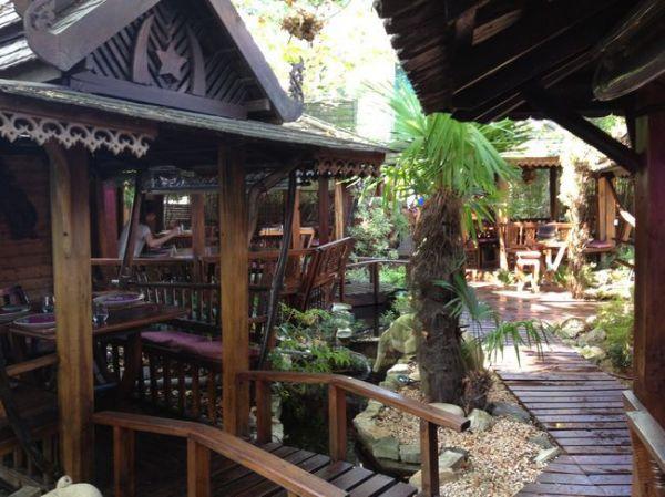 Na Village - Café, Restaurant Genève - GE 1203