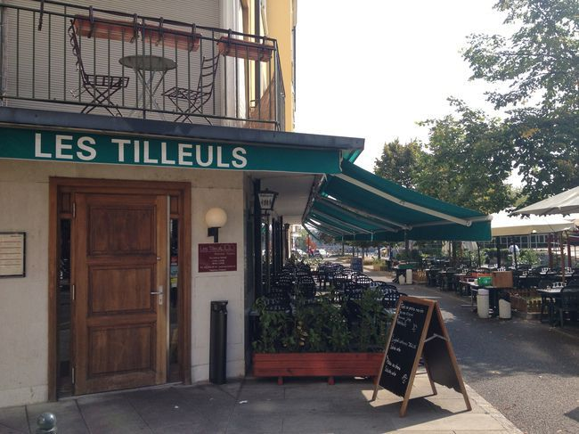 Restaurant les tilleuls caf restaurant gen ve ge 1203 for Apprentissage cuisine geneve